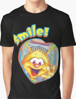 SMILE! Flicka the Fearless Firefly! Graphic T-Shirt