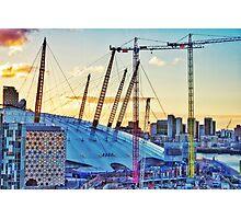 Millennium Dome Photographic Print