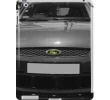 Fiesta Mk6 SC iPad Case/Skin