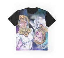 Space Selfies Graphic T-Shirt