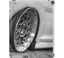 Alloy Wheels in HDR iPad Case/Skin