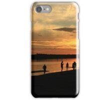 Strahan Sunset iPhone Case/Skin