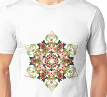floral wreath Unisex T-Shirt