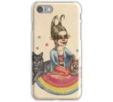 My little circus iPhone Case/Skin