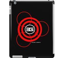 crop circles 2 iPad Case/Skin