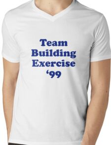 Team Building Exercise '99 T-Shirt Mens V-Neck T-Shirt