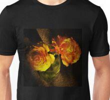 Tequila sunrise tea roses Unisex T-Shirt