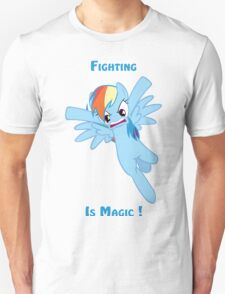 Fighting is Magic ! Unisex T-Shirt