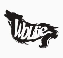 Wolfie One Piece - Short Sleeve
