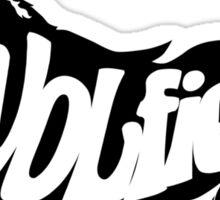 Wolfie Sticker