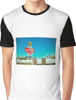 On The Road To Bakersfield Graphic T-Shirt
