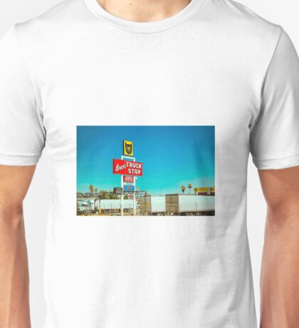 On The Road To Bakersfield Unisex T-Shirt