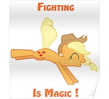 Fighting is Magic ! Poster