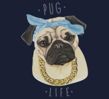 Pug Life Kids Tee