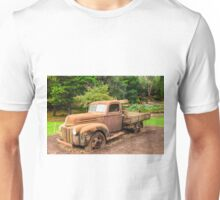 Rusty Ford Pickup / Ute Unisex T-Shirt