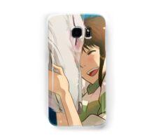 Dragon Haku and Chihiro Samsung Galaxy Case/Skin