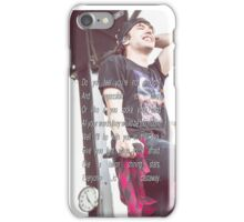 The Ready Set - Castaways iPhone Case/Skin