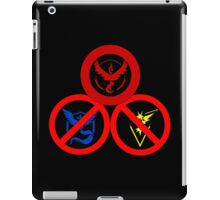 Pokemon GO: Valor Allowed (Red Team) iPad Case/Skin