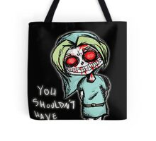 Ben Drowned Dirty Sketch Tote Bag