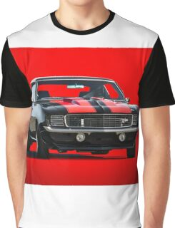 1969 Chevrolet Camaro Z28 Graphic T-Shirt