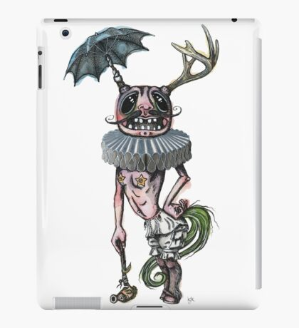 Sir Earnest Picklebottom iPad Case/Skin