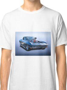 1964 Corvette 'Blown' Pro Street Stingray Classic T-Shirt