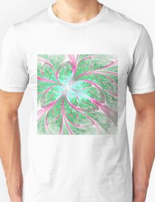 Butterfly's Wings - Abstract Fractal Artwork Unisex T-Shirt