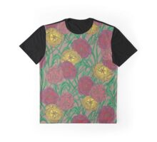 Totally Tulips (natural) Graphic T-Shirt