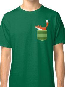 fox in my pocket Classic T-Shirt