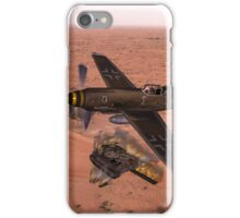 North Africa 1943 iPhone Case/Skin