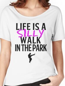 Silly Walks Women's Relaxed Fit T-Shirt
