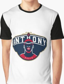 Anthony Davis - New Orleans Pelicans Graphic T-Shirt