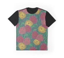 Totally Tulips (dark) Graphic T-Shirt