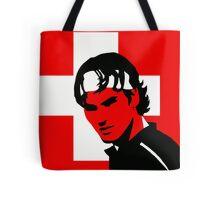 Roger Federer (Official Genius Banner Design) Tote Bag
