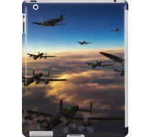 Crowded Skies iPad Case/Skin
