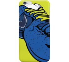 blue lobster sb dunk iPhone Case/Skin