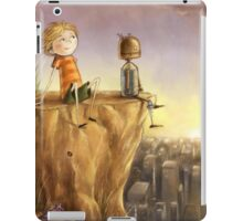 A Boy and His Robot iPad Case/Skin