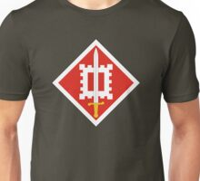 18th Engineer Brigade (United States) Unisex T-Shirt