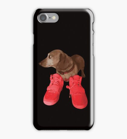 Jeff in Red Octobers iPhone Case/Skin