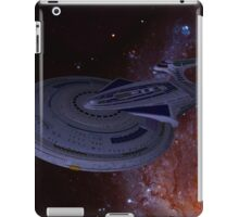 USS Excalibur - Star Fleet  iPad Case/Skin