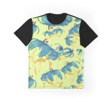 luce giallo Graphic T-Shirt