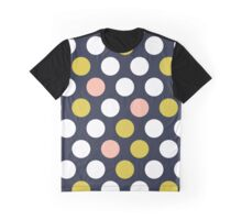 Retro spots Graphic T-Shirt