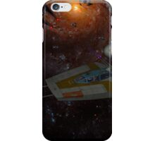 A galactic battle iPhone Case/Skin