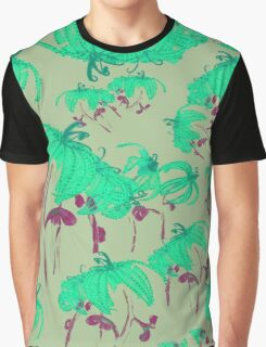 Luce turchese Graphic T-Shirt