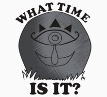 What Time Is It? One Piece - Long Sleeve