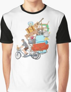 Life on the Move Graphic T-Shirt