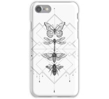 Flying Insects iPhone Case/Skin