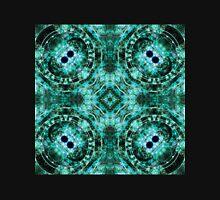 Dark Mandala - Abstract Fractal Artwork Unisex T-Shirt