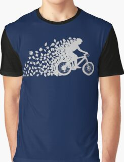 Leafy Trail Graphic T-Shirt