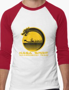 Naga Spirit Logo Yellow Large T-Shirt